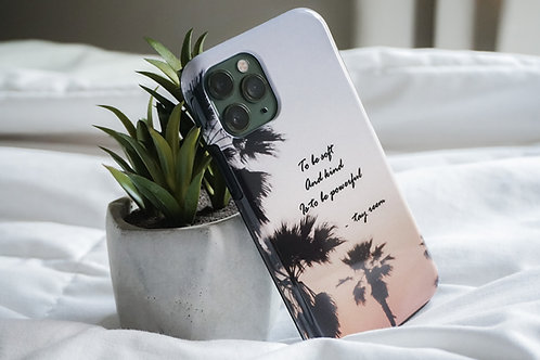 'To Be Kind' Phone Case