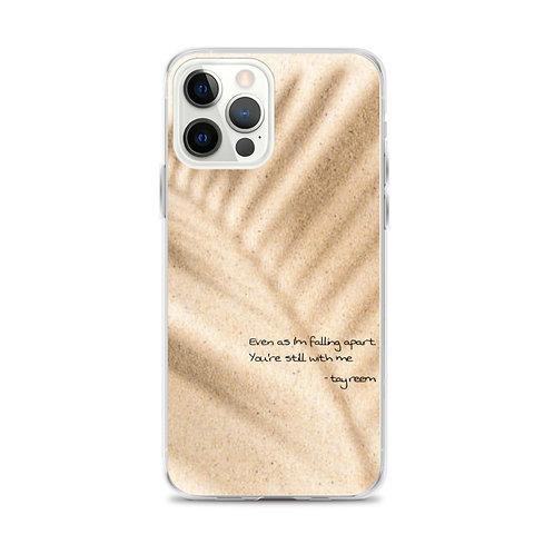 'Falling Apart' iPhone Case
