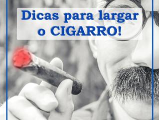Vamos parar de fumar?! Conselhos para abandonar esse vicio