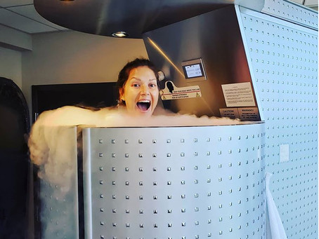 How Cool Is Whole Body Cryotherapy?