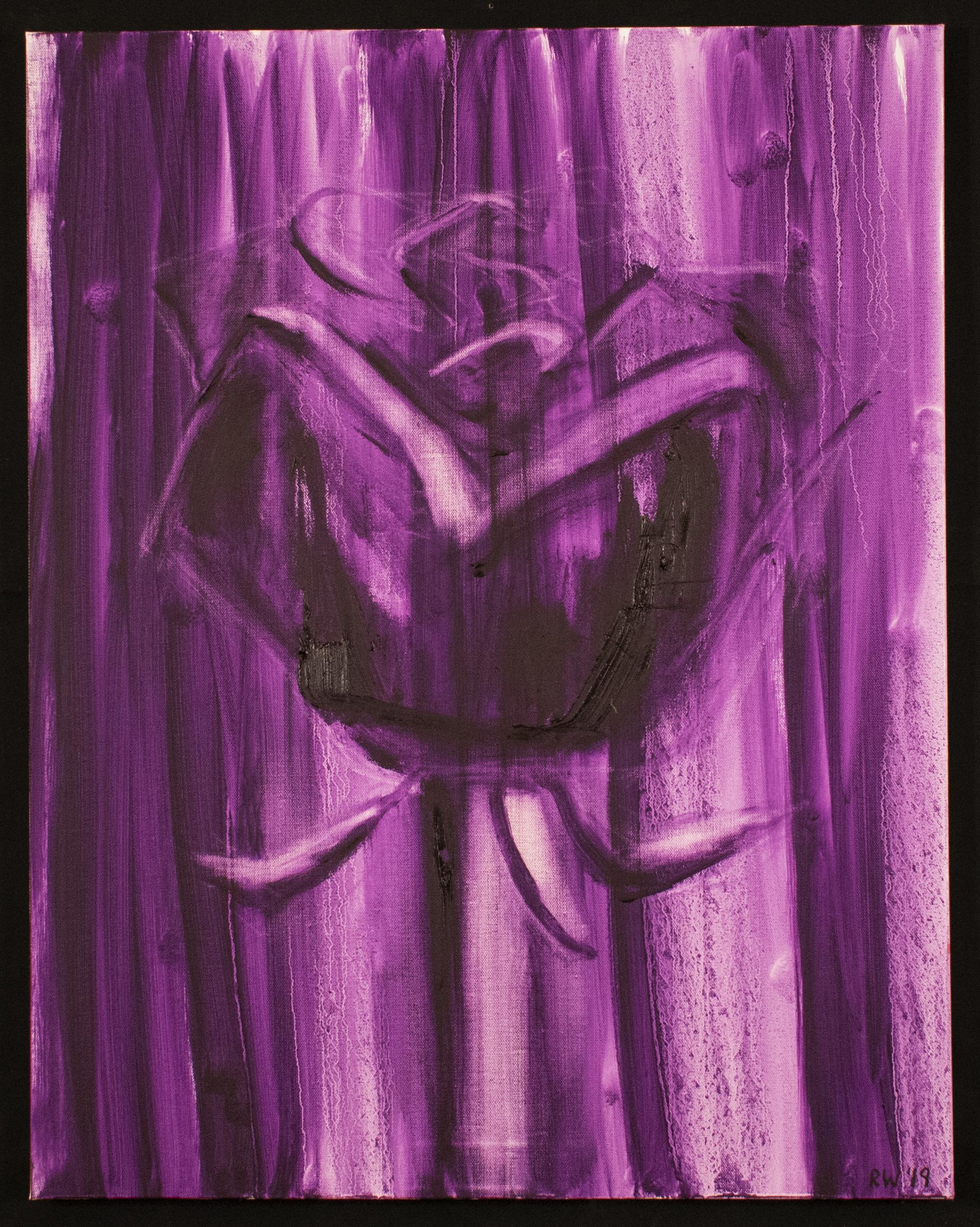Purple Rose #2