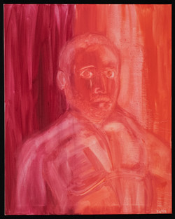 Muscle Reuven in Red