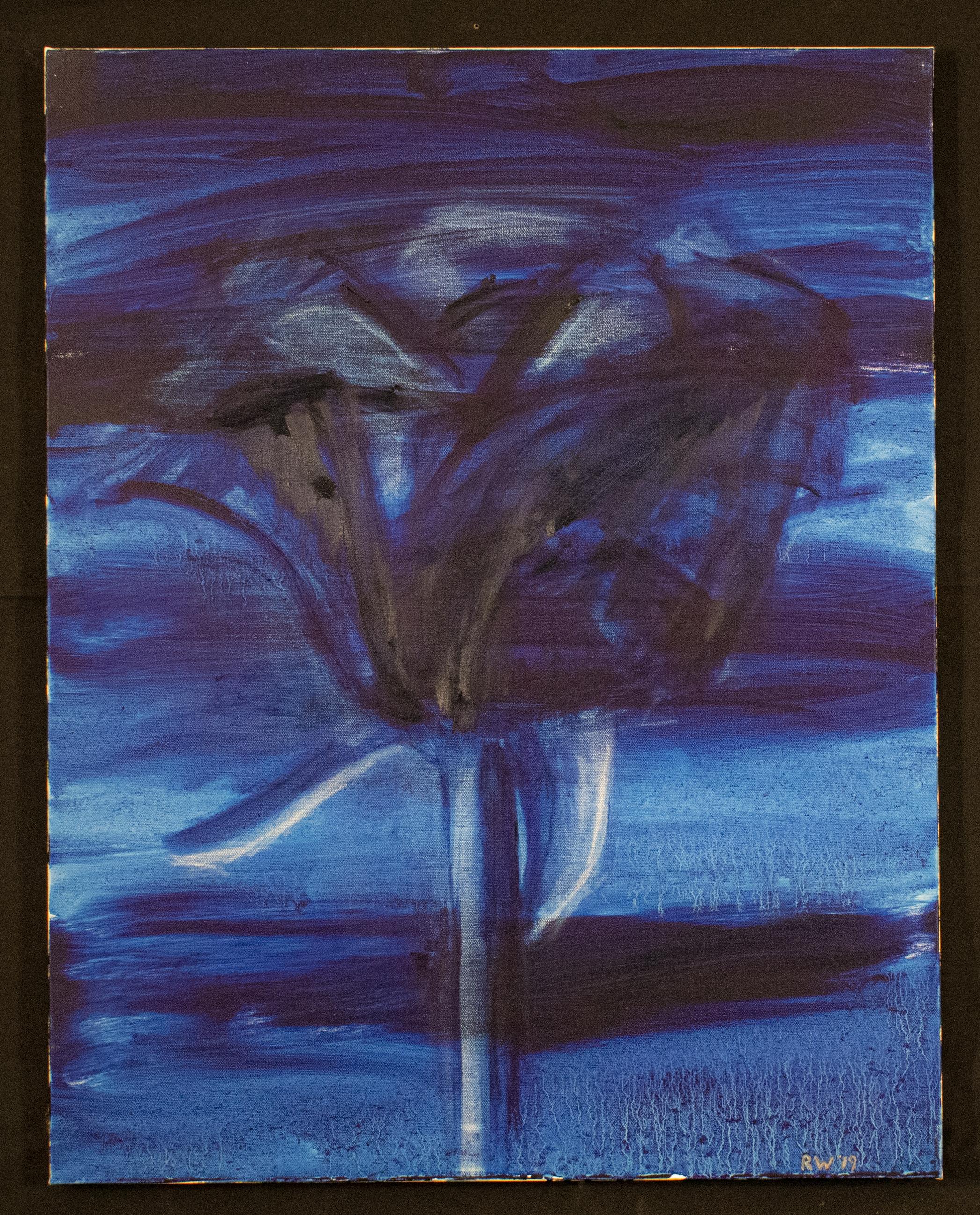 Blue Rose #1