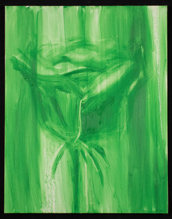Green Rose #1
