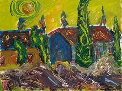 The Van Gogh House