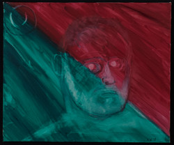 The Green and Red Man