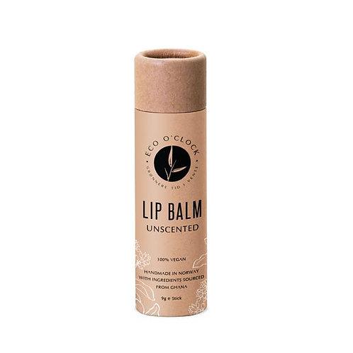 Vegansk nøytral lipsyl fra Eco o'clock