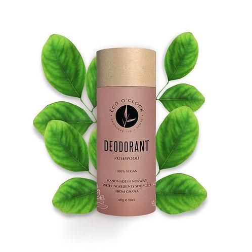 Vegansk deodorant - Rosetre fra Eco o´clock