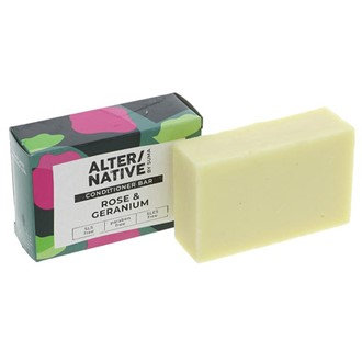 Suma alter/native conditioner bar rose & geranium 90 g
