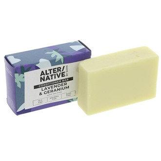 Suma alter/native conditioner lavender & geranium bar 90 g