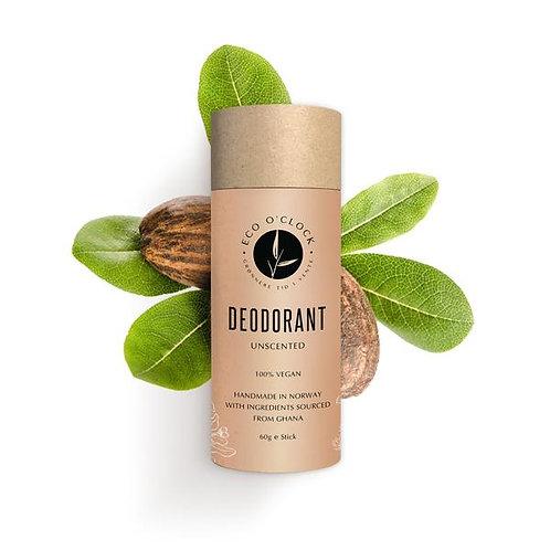 Vegansk deodorant fra Eco o´clock