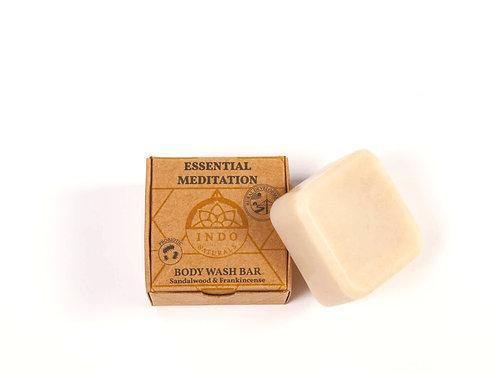 Essential meditation - probiotisk såpestykk fra Indo Naturals