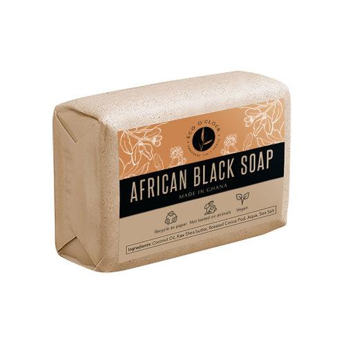 African Black Soap fra Eco o'clock