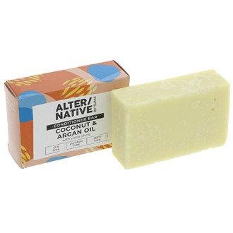 Suma alter/native conditioner coconut & argan oil bar 90 g