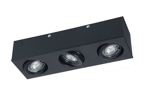 plafon 3 luces led