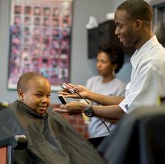 Minneapolis Barbershop
