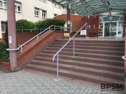Szent Imre Handrail