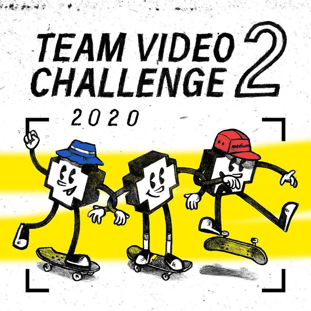 Medium Team Video Challenege 2 - 2020 | Smirgli