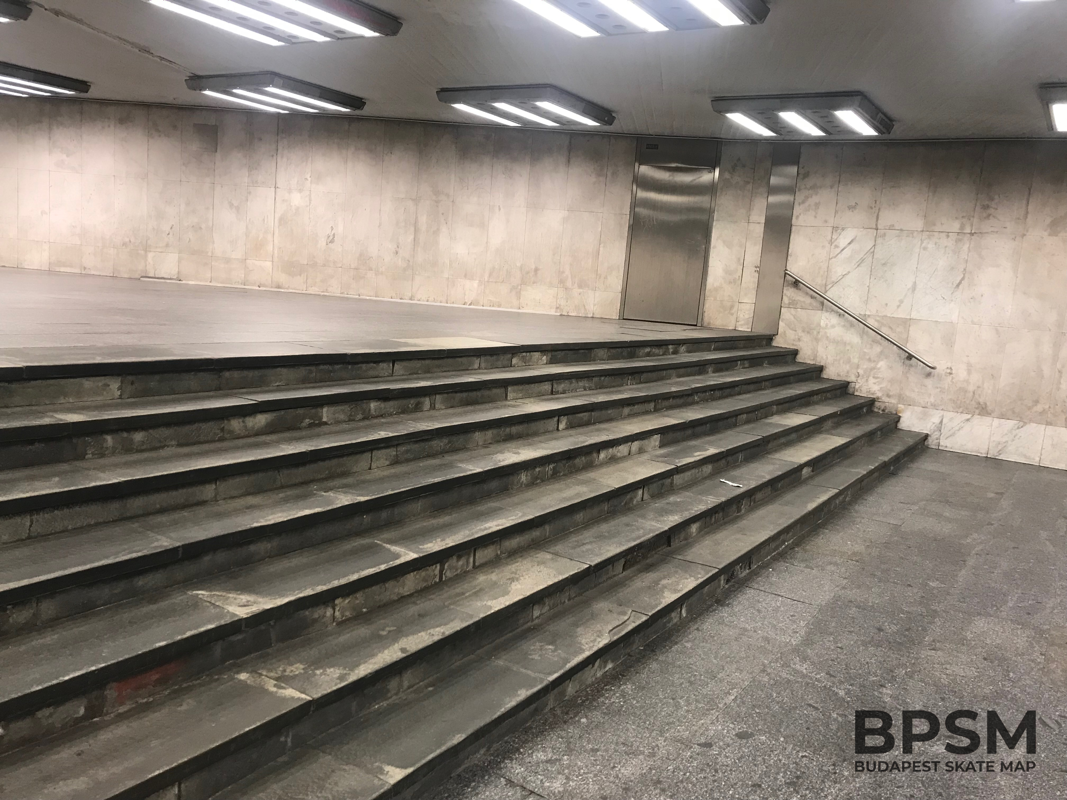 Nyugati Subway 7