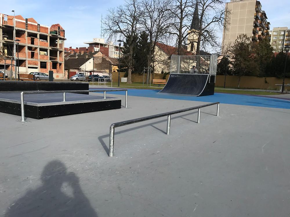 Budapest, Újpest Munkásotthon utca - Smirgli
