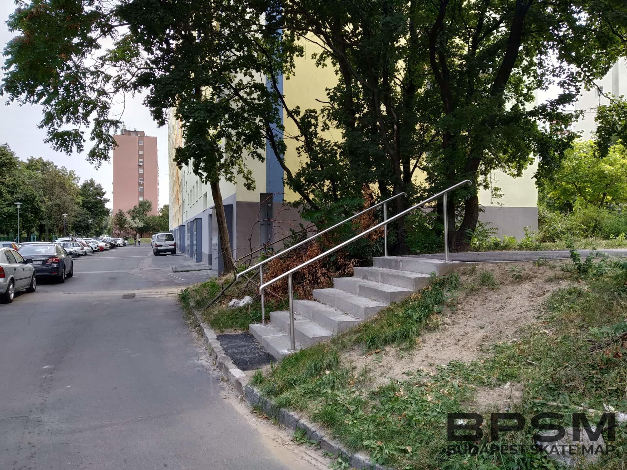 Kelenföld Handrail 2#