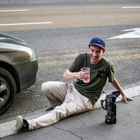 Mi van cameraman? | Interjú Gyufával