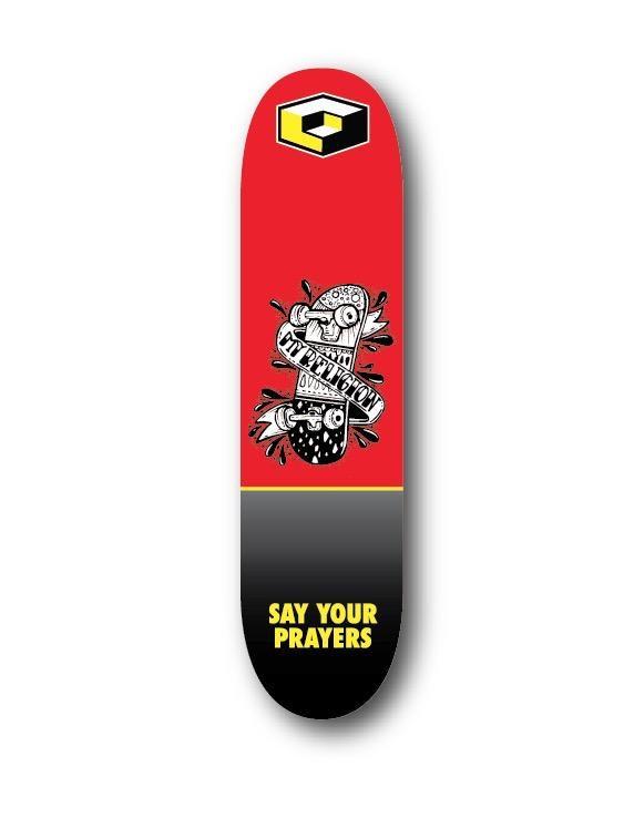Consolidated Skateboards - My Religion Deck | Smirgli