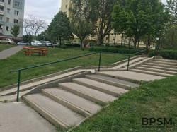 Budaörs Kinked Handrail (big size)