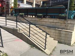 Pusztaszeri Handrail