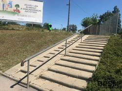 Erzsébet Királyné Long Handrail