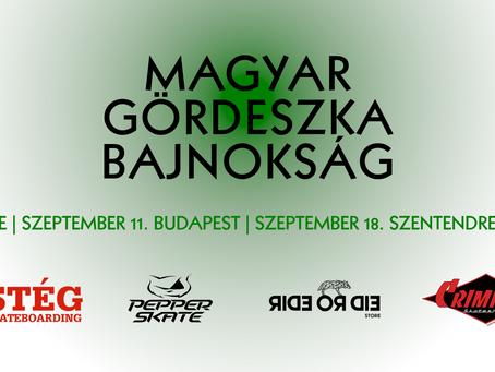 Magyar Gördeszka Bajnokság | Állomások, Időpontok, Tudnivalók
