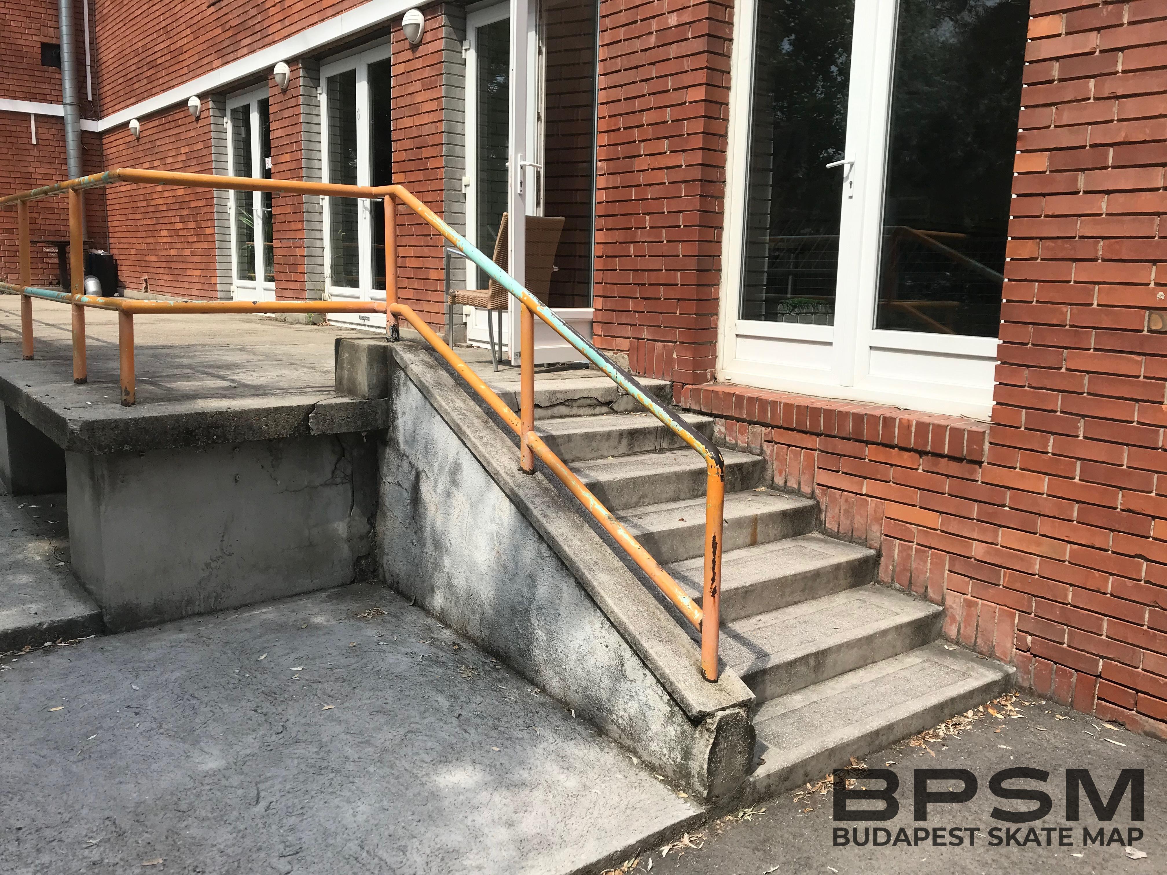 Margit Handrail