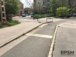 Kelenföld Road Gap
