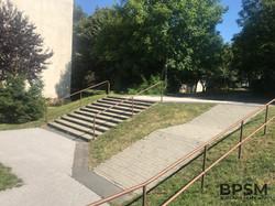 Mátyásföld Gap2Bank+Handrail
