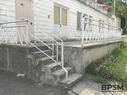 Táborhegy Over The Stairs&Handrail G