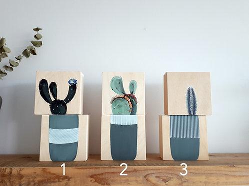 duo 1e, 2e ou 3e vert-gris