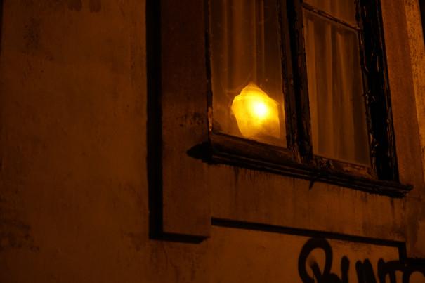 Inverno-eterno e as luzes quentes do Porto