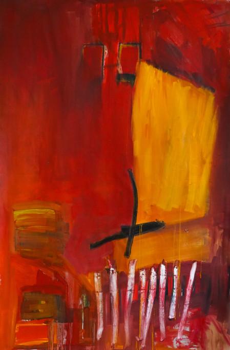 Ruptura em vermelho II