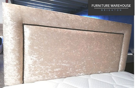 Crushed Velvets Headboards