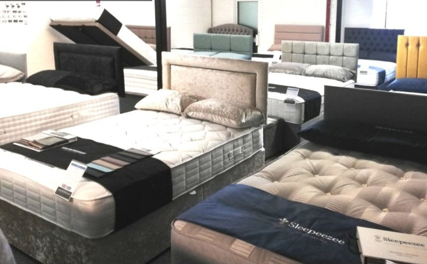 Furniture Warehouse Brighton - BED & MATTRESS SHOWROOM