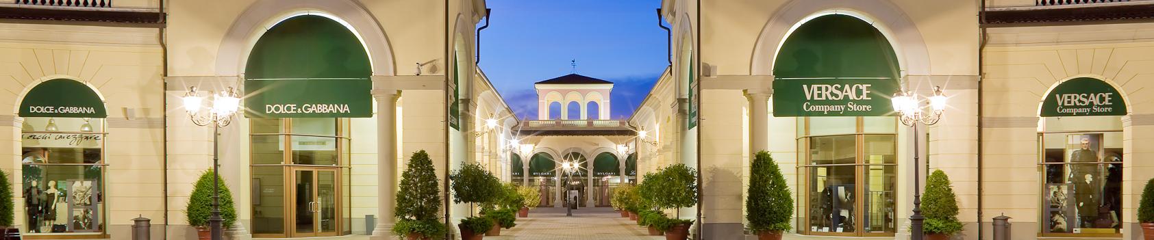 Shopping a Serravalle