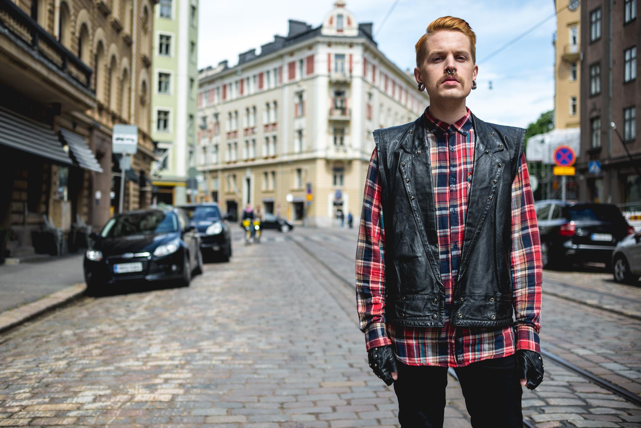 Joni L, Elska Helsinki