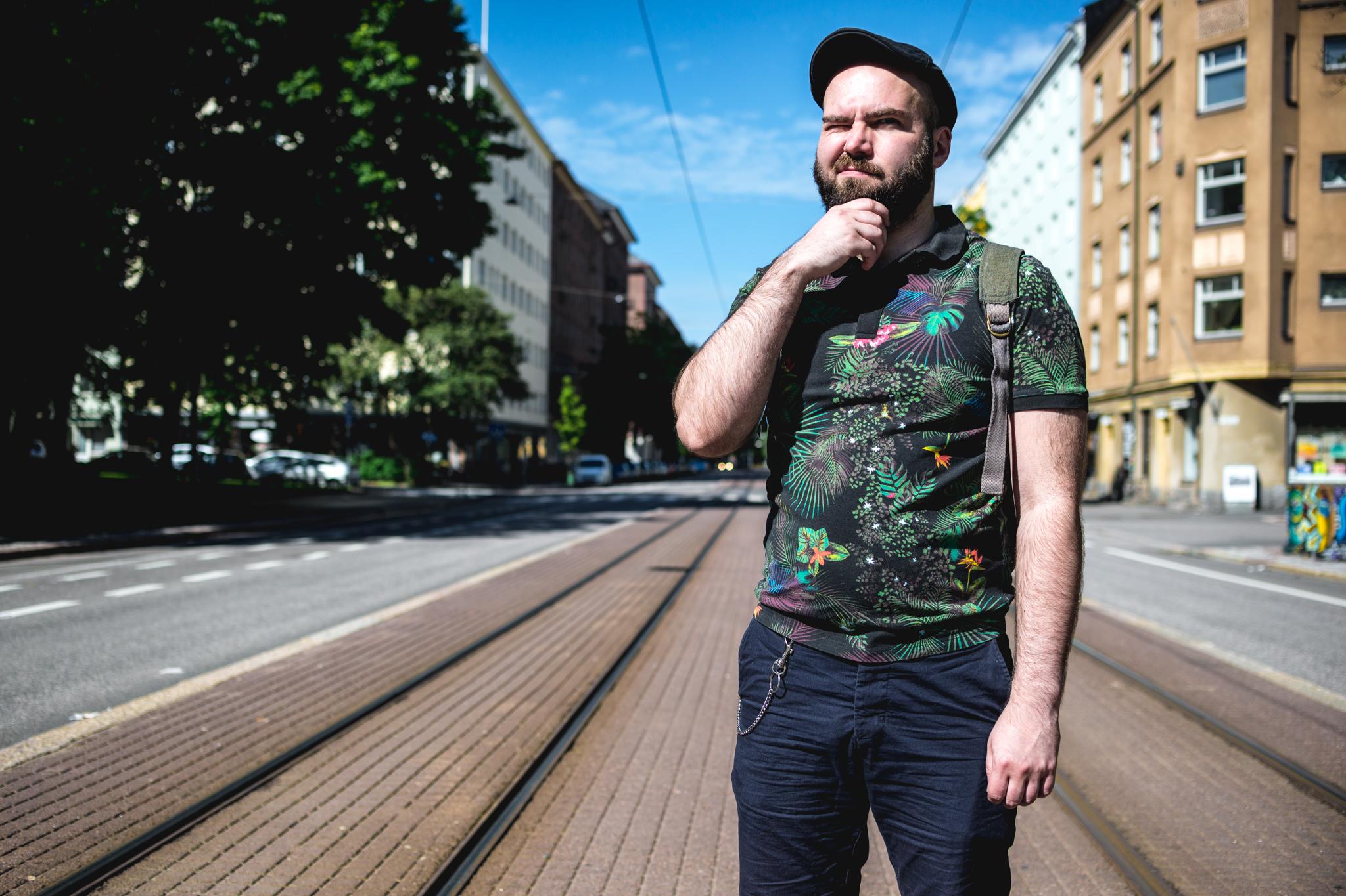 Topias S, Elska Helsinki