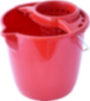 bucket, bucket with squeezer, round bucket, private label, Interclean