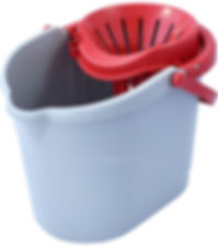 bucket, oval bucket, plastic bucket, bucket with squeezer, Interclean, private label, private label manufacturer,cleaning products, household clening