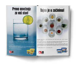 New Wave Designs, print ad