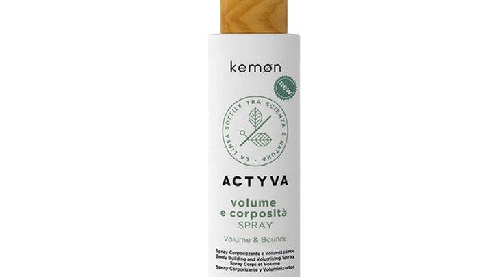 Kemon Actyva Volume E Corposita Bodifying Spray 150 ml