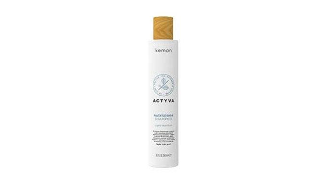 Kemon Actyva Nutrizione Shampoo 250 ml