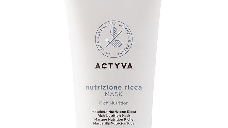 Kemon Actyva Nutrizione Ricca Mask 200 ml