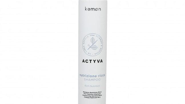 Kemon Actyva Nutrizione Ricca Shampoo 250 ml
